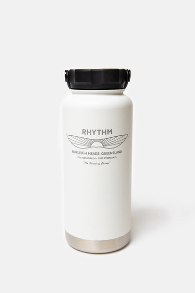 Project PARGO x Rhythm - 950ml Insulated Bottle Bone White