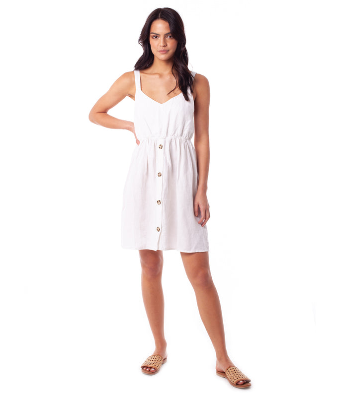 MOJITO DRESS WHITE