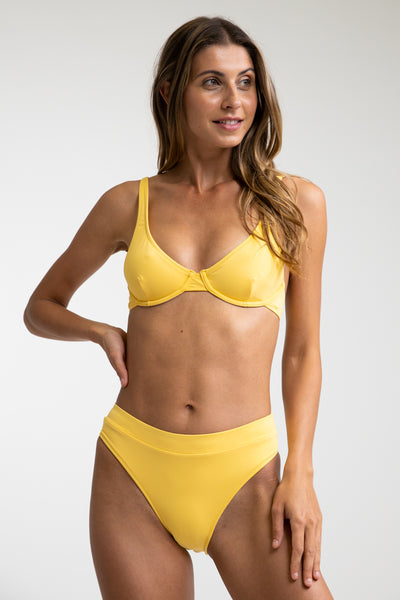 Underwire Top Butter