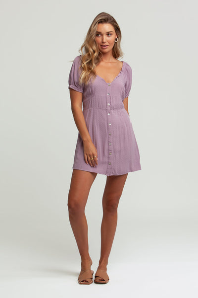 Sadie Dress Lilac