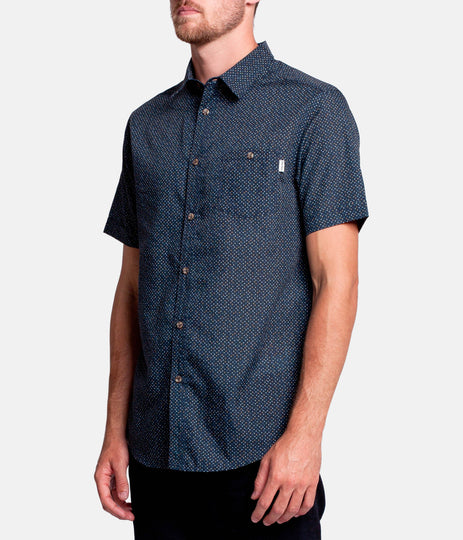 SMITH SS SHIRT NAVY