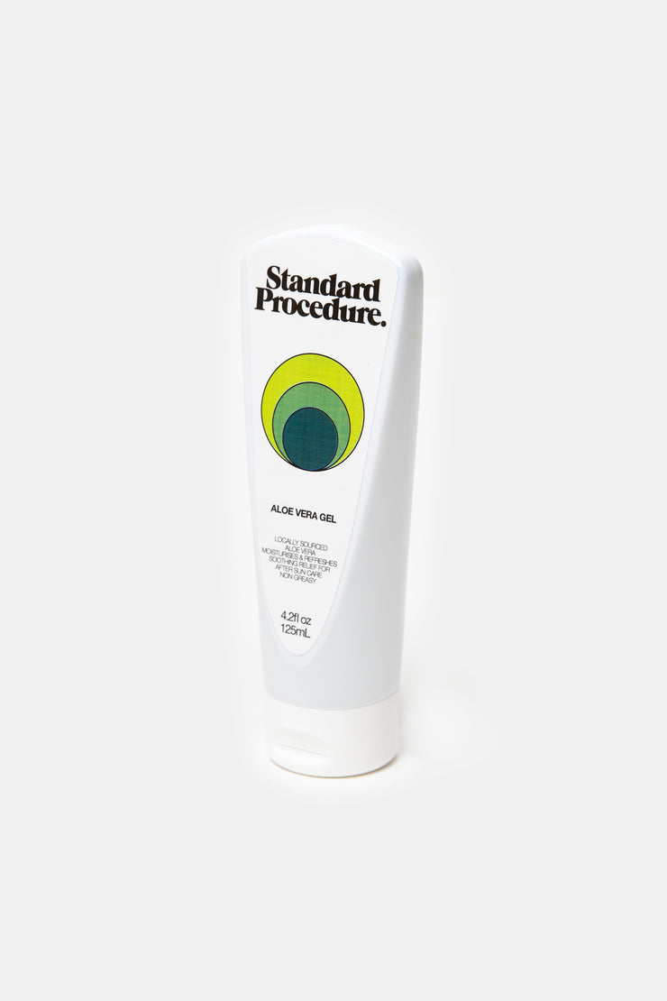 Standard Procedure 125ml Tube Aloe Vera
