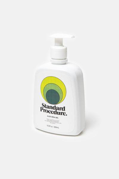 Standard Procedure 500ml Pump Aloe Vera