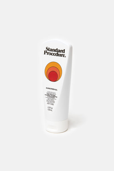 Standard Procedure 125ml Tube Sunscreen