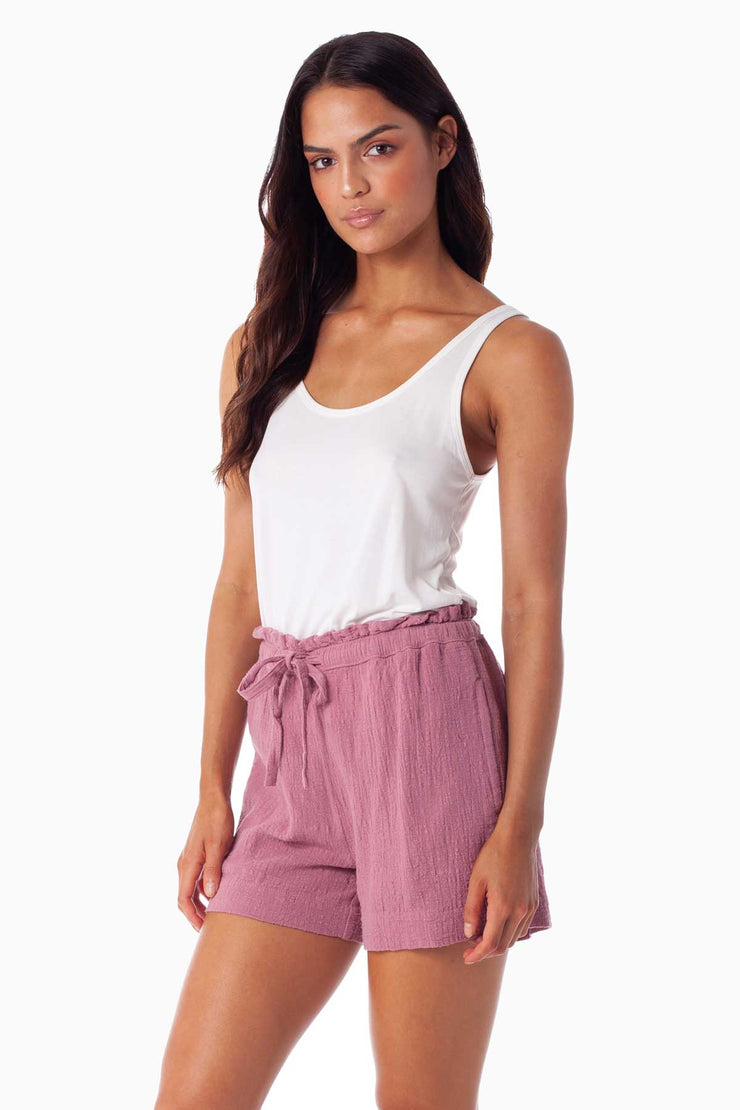 Sundown Short Mauve