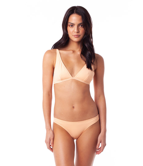 ISLANDER TALL TRI TOP PEACH