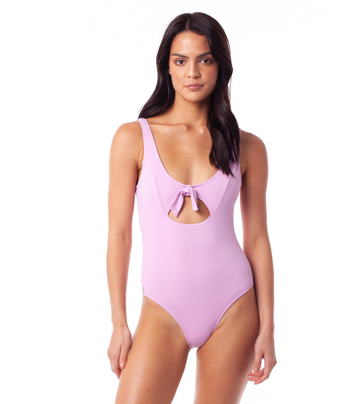 GIDGET ONE PIECE LAVENDER