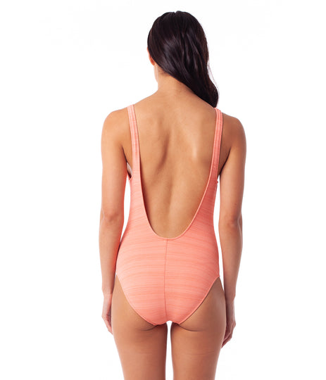 FLASHDANCE ONE PIECE GUAVA