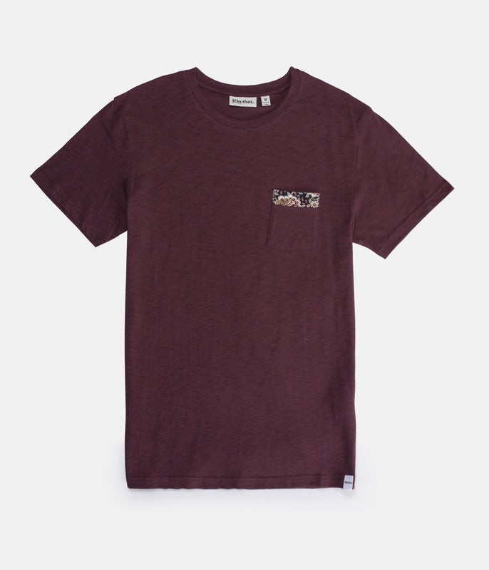 EWART T-SHIRT WINE