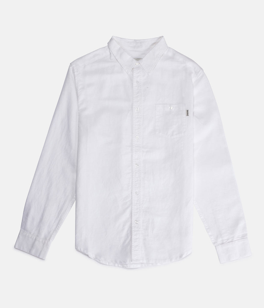 APARTMENT LS SHIRT WHITE