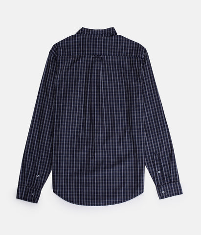 TOWN LS SHIRT NAVY
