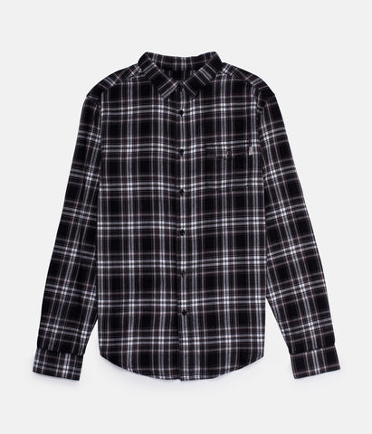 CASH LS SHIRT BLACK