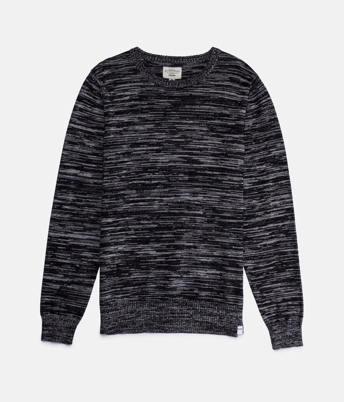 EVERYDAY BLENDS KNIT BLACK