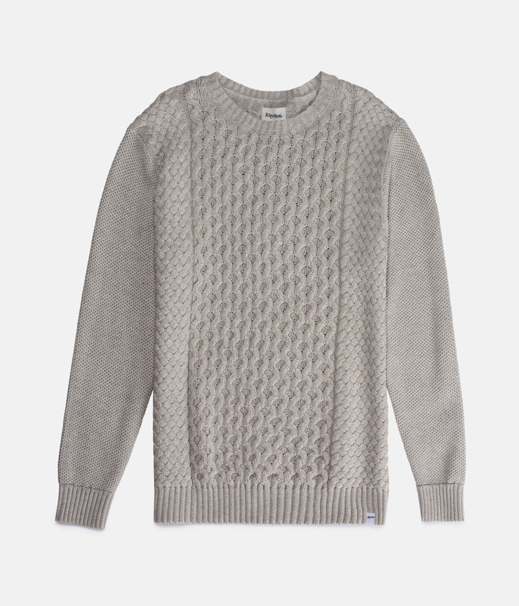 BRUNSWICK KNIT ECRU