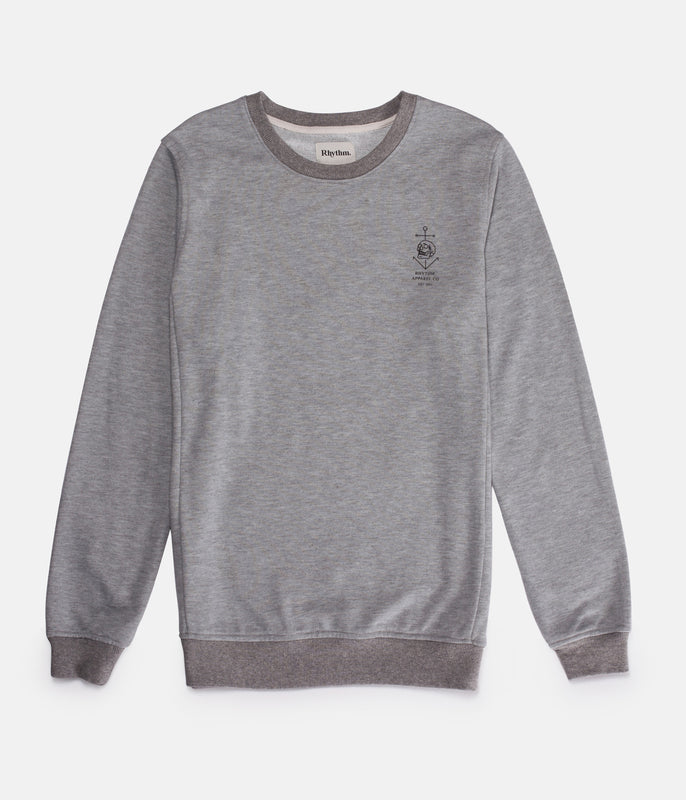 SUNK PULLOVER GREY MARLE