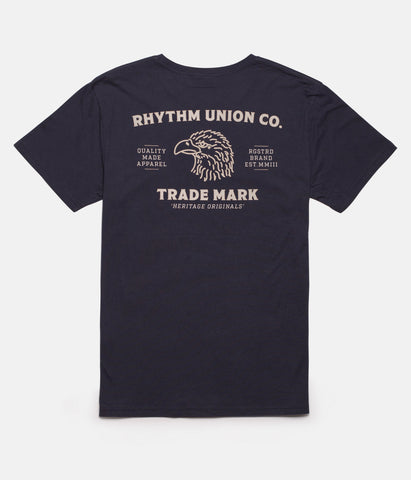 UNION T-SHIRT MIDNIGHT NAVY