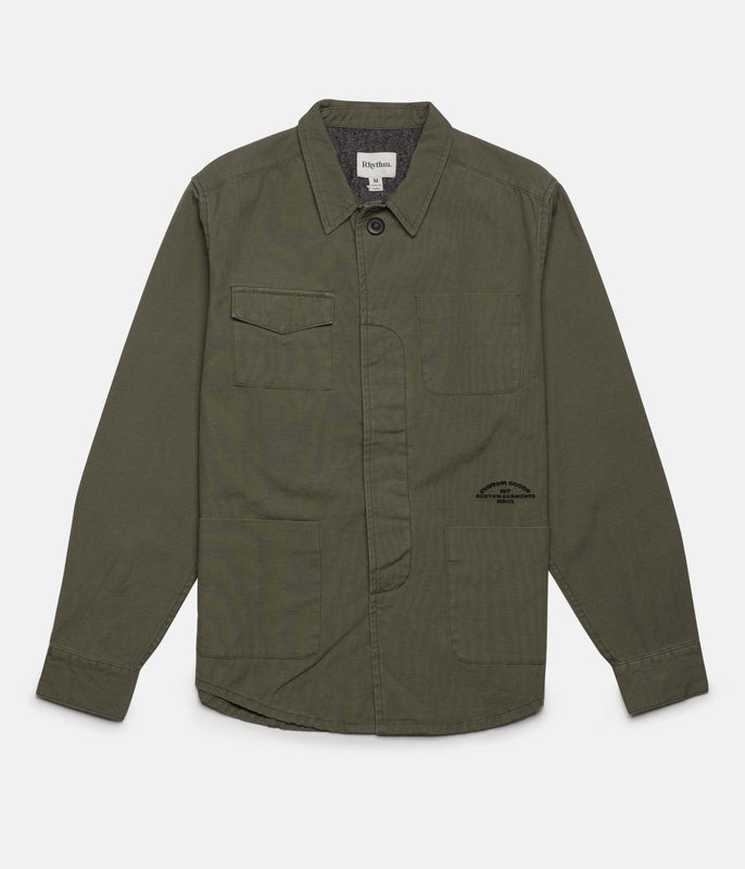 FIELD M JACKET MILITARY OLIVE