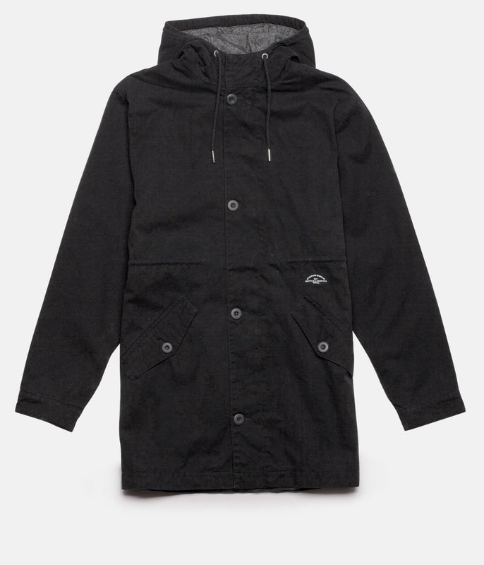 NEVERMIND JACKET BLACK