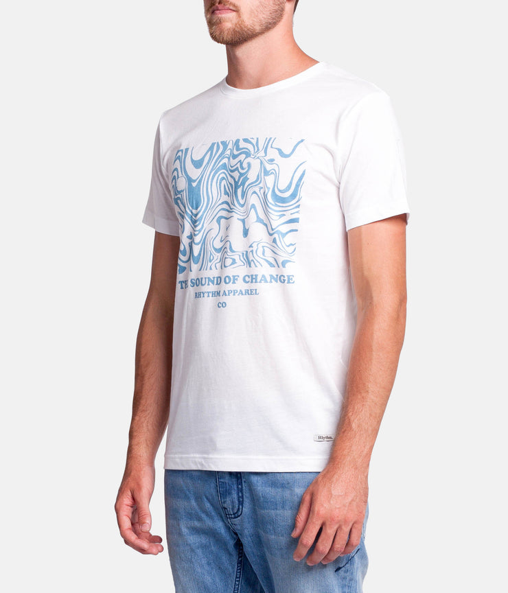 THE SOUND T-SHIRT WHITE