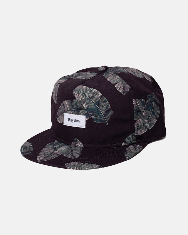 TROPICAL TRUCKER BLACK