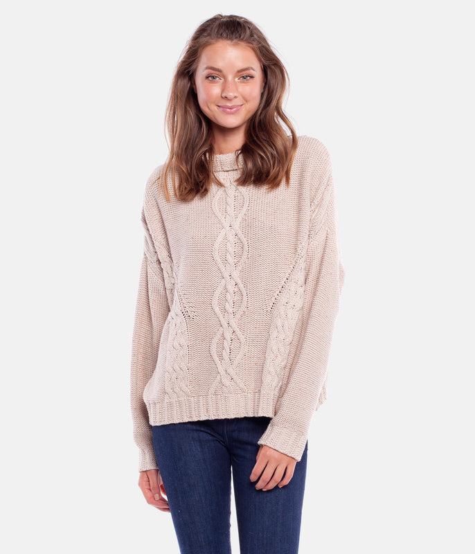 YACHT KNIT NATURAL