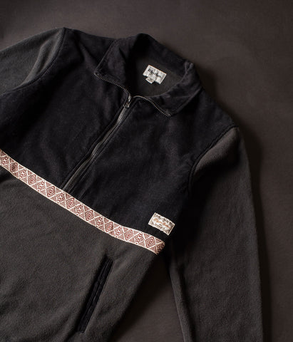FIRST EDITION ZEPHYR PULLOVER CHARCOAL