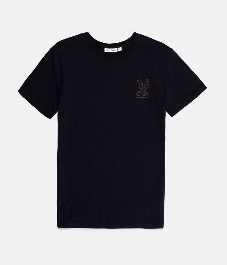 BIRD T-SHIRT BLACK