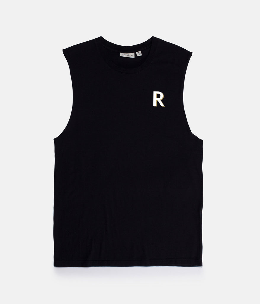 BUTCHER TANK BLACK