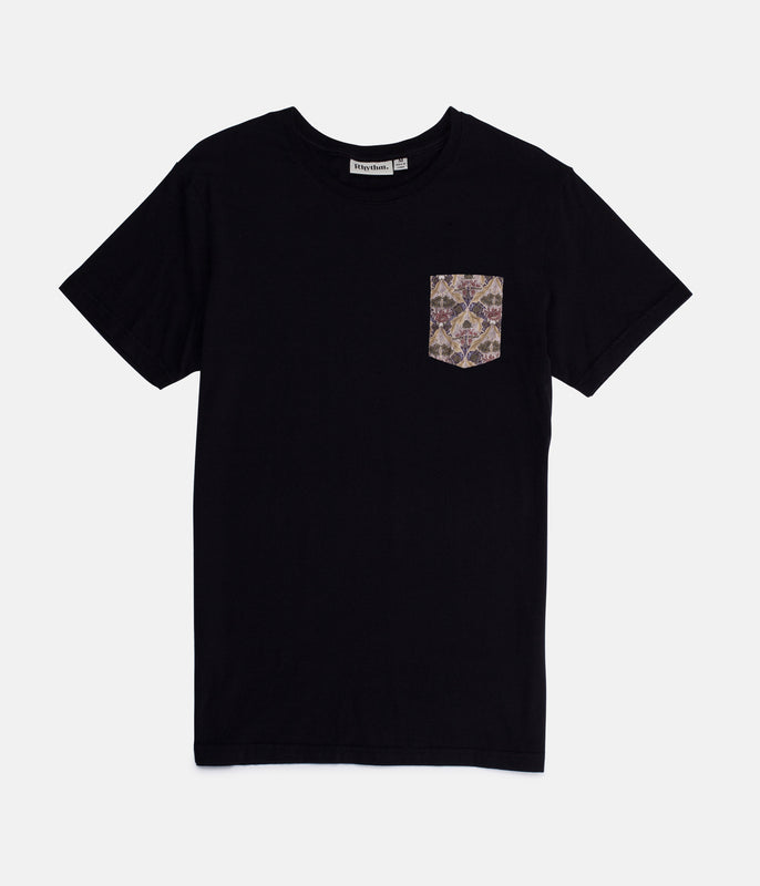 BYRDS T-SHIRT BLACK