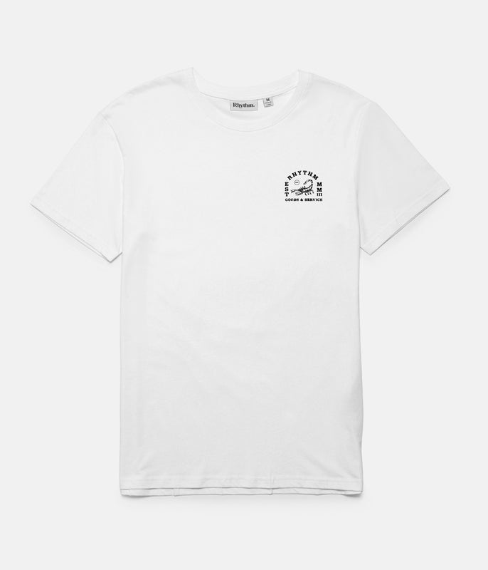 CENTRAL T-SHIRT WHITE