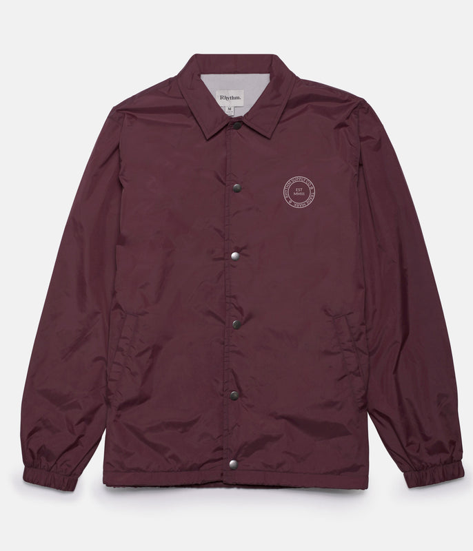 COACH JACKET PORT