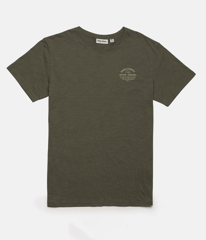 DOWN UNDER T-SHIRT OLIVE