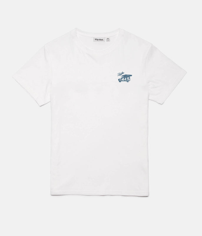 SEACRAFT T-SHIRT WHITE