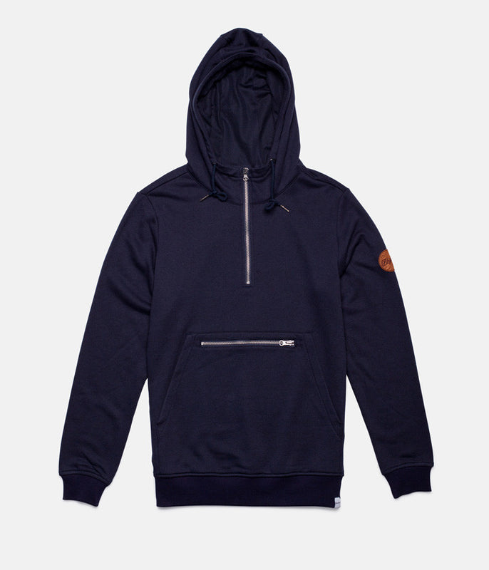 TRAVEL HOOD NAVY
