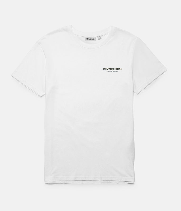UNION T-SHIRT WHITE