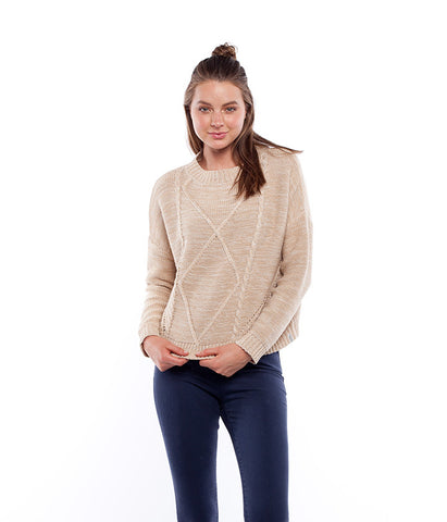 YOSEMITE KNIT NATURAL