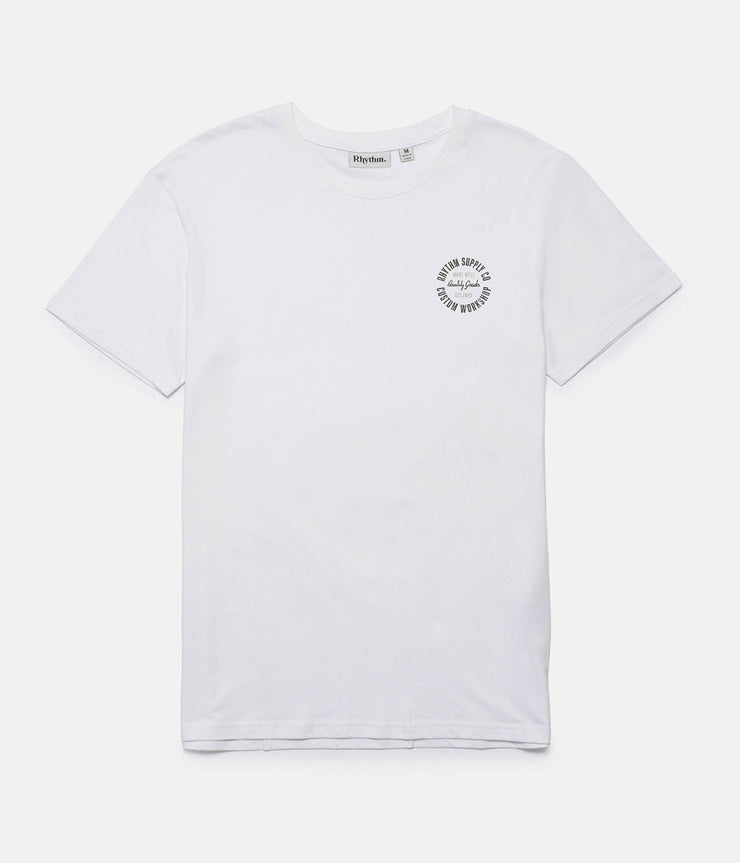 WORKSHOP T-SHIRT WHITE