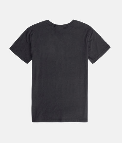 WORN PATH T-SHIRT OLD BLACK