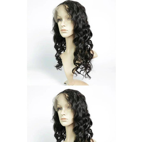 Lace Frontal Loose Wave 360 Brazilian Style
