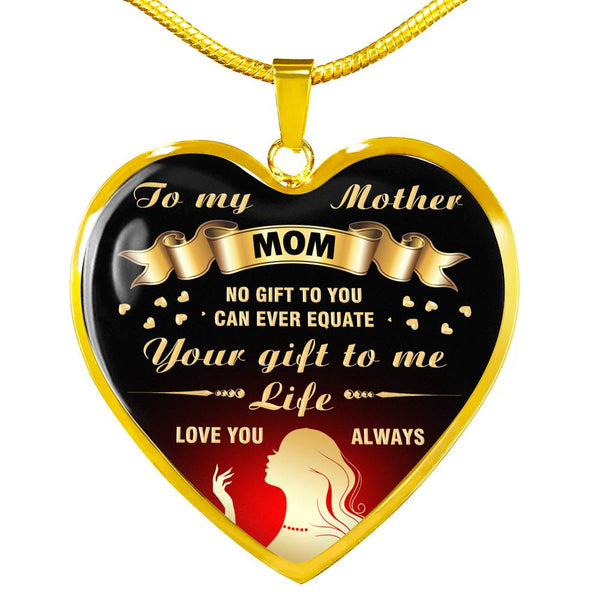 My Beautiful Mother's Necklace-Custom Made Just For Moms|Mother's Day Sale