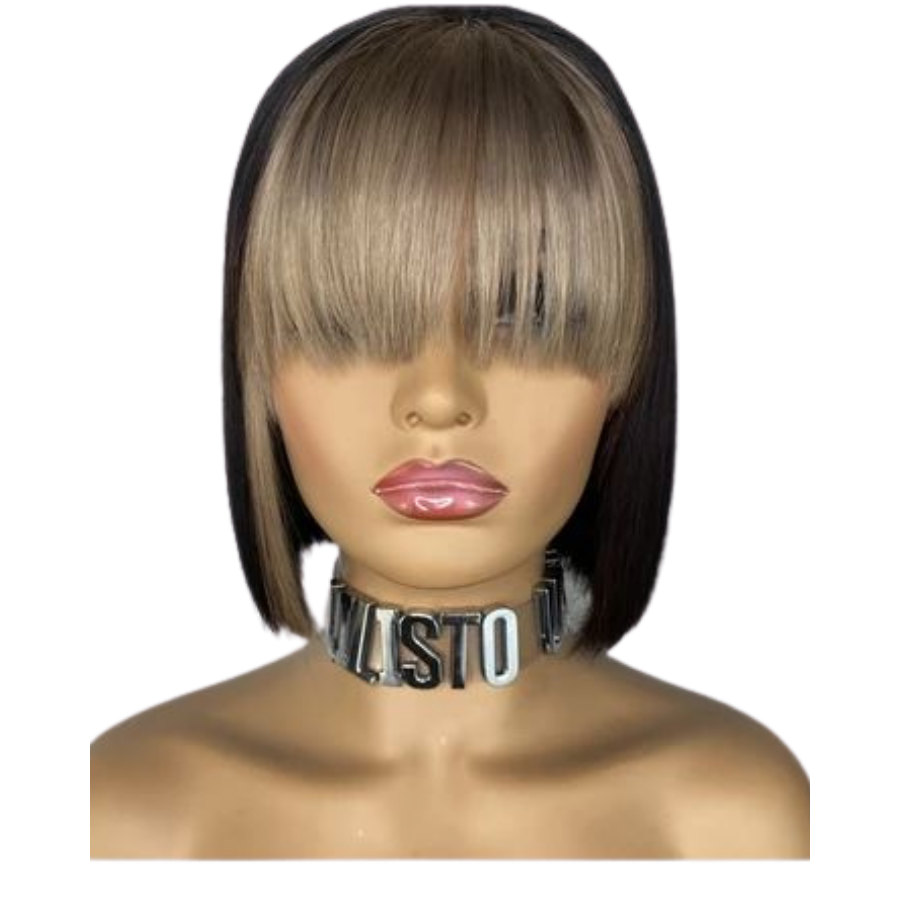 The Banyang Bob/ Lace Closure Bob