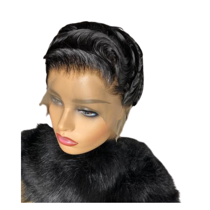 The Blake Finger Wave- Custom made wig