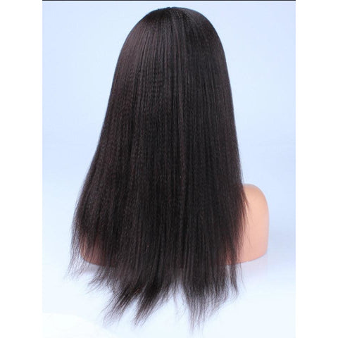 Lilian-Full Lace Yaki Wig Unit