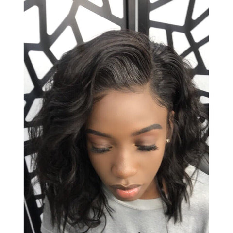 Nat ~Lace Front Body Wave Bob