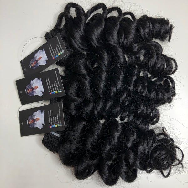 Cambodian Deep Wavy Extension/ Unprocessed- Per Bundle