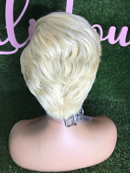 Full Lace Wig| Sexy Lady Short Style