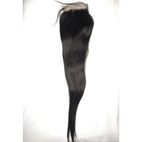 Brazilian Straight Lace Closure 9A