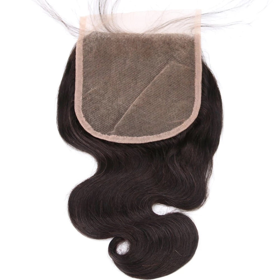 Swiss Lace 6*6 Lace Closure Body Wave 10A