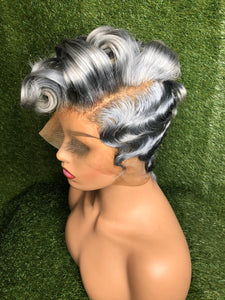 Icy Full Lace Wig
