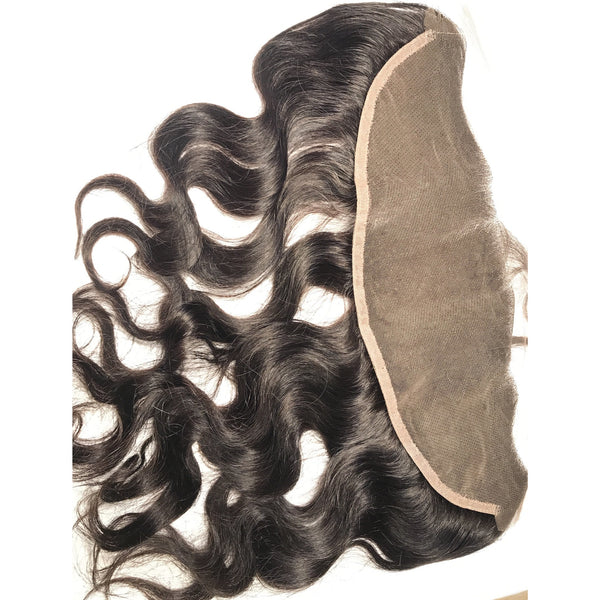 Swiss Lace Frontal Body Wave-Brazilian 10A